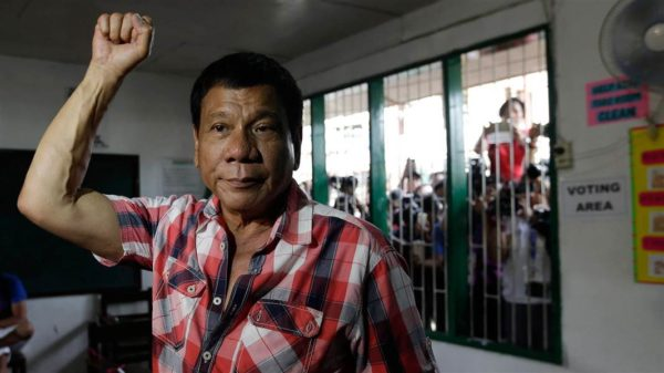 Digong Duterte wins Philippines presidency