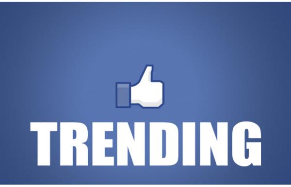Fcebook Trending Topics