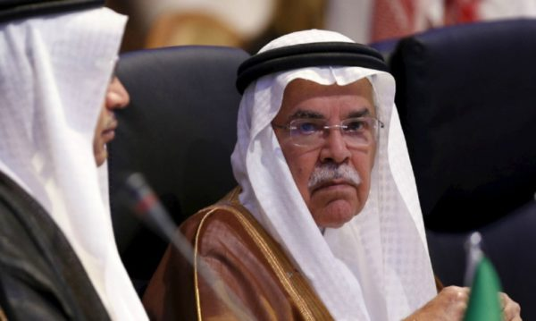 King Salman of Saudi Arabia Removes Oil Minister Ali al-Naimi