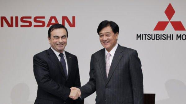 Mitsubishi Nissan deal 2016