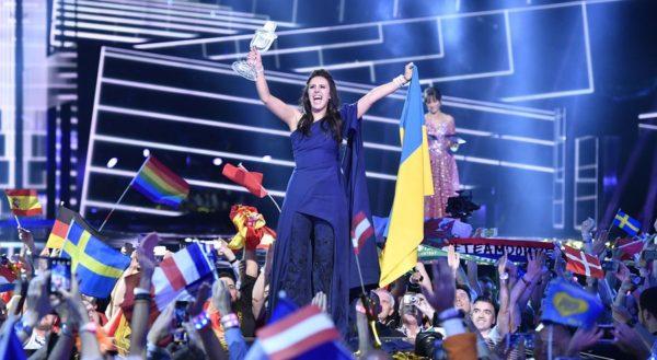Ukraine Jamala wins Eurovision 2016