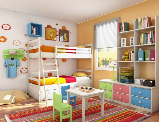 Rug for Kids' Room