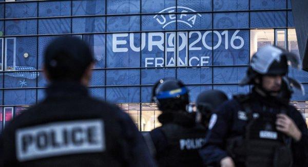 Euro 2016 terror alert app