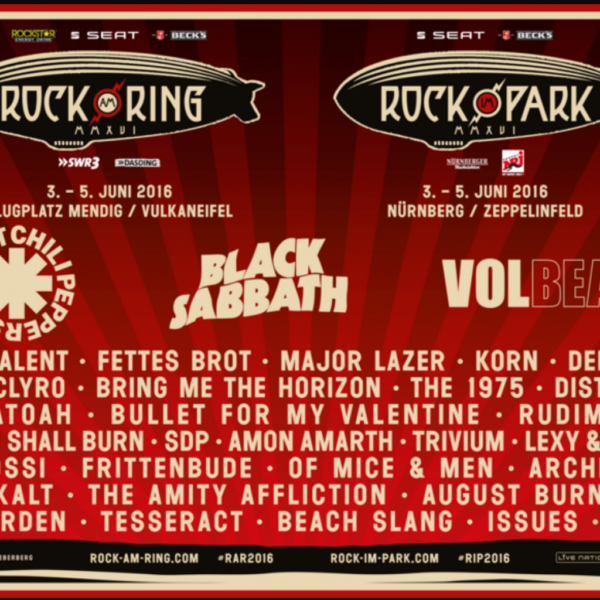 Rock am Ring 2016 canceled