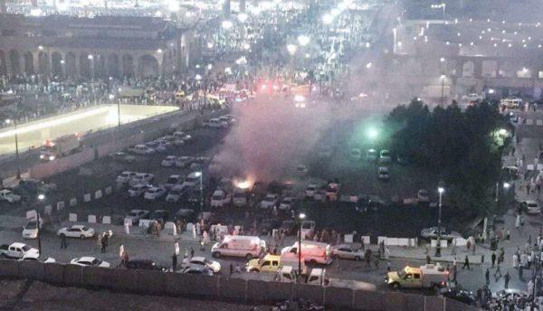 Medina suicide attacks July 2016