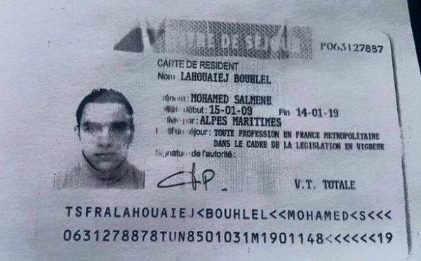 Mohamed Lahouaiej Bouhlel Nice truck attack