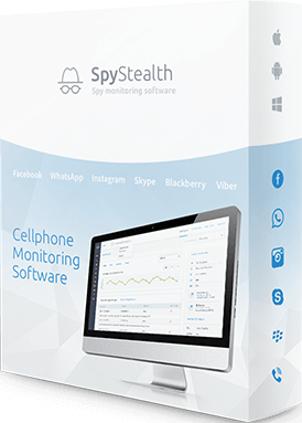 SpyStealth monitoring software