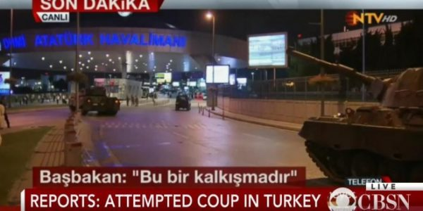 Turkey coup attempt July 2016