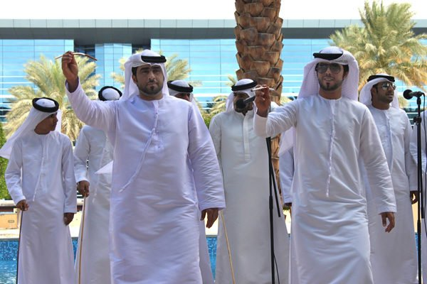 UAE national dress
