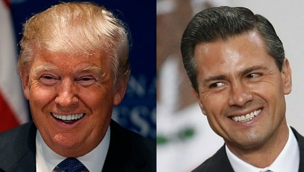 Donald Trump Mexico trip