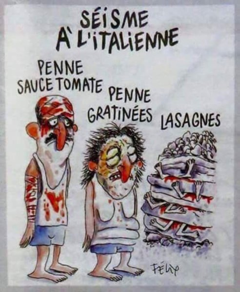 Photo Charlie Hebdo