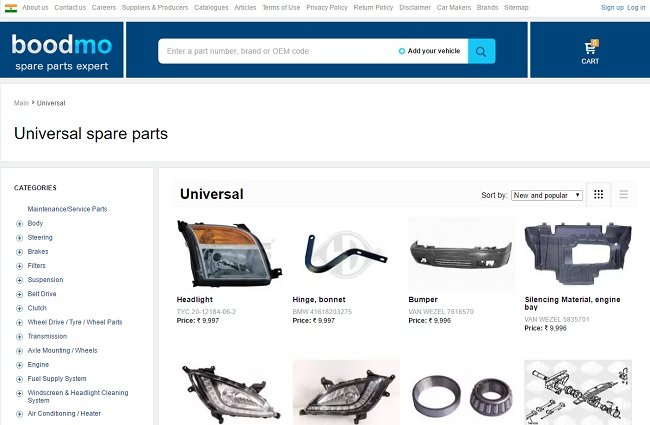 boodmo-car-spare-parts-online-market