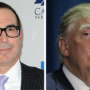 Donald Trump to Pick Steve Mnuchin as Treasury Secretary