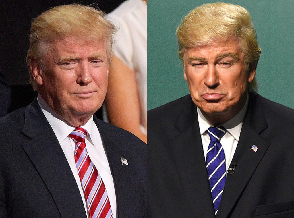 Alec Baldwin Current N... Alec Baldwin As Trump