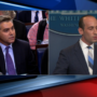 Stephen Miller and Jim Acosta Exchange on Statue of Liberty and Immigration
