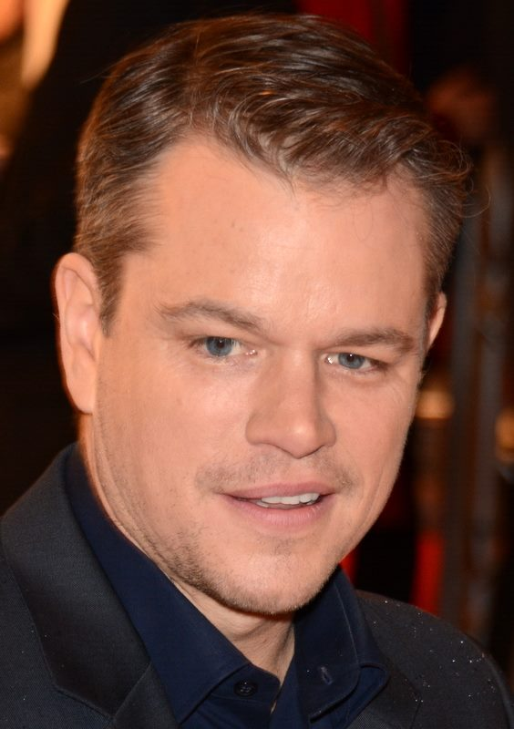 Matt Damon Denies Helping to Cover Up Harvey Weinstein ...
