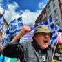 Greece Ends Three-Year Bailout Plan with EU